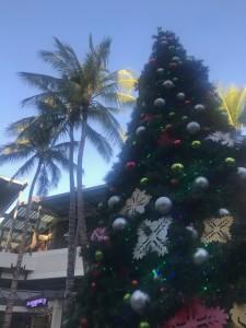 アラモアナのクリスマス
